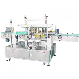 Automatic Woven Bag Labeling Machine