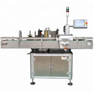 Automatic Labeling Machine For Double Sides Top Surface