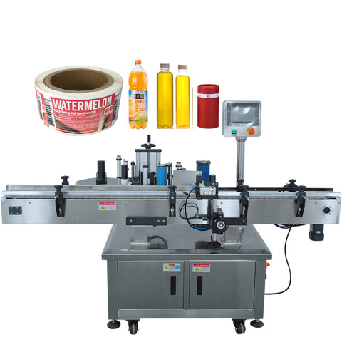 Double Side(Front & Back) Labeling Machine - 2 Side Security Seal...
