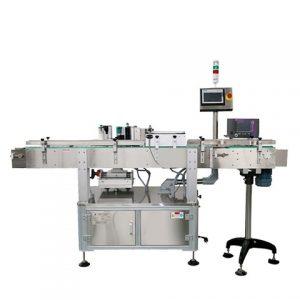 Linear Paste Glue Single Side Labeling Machine