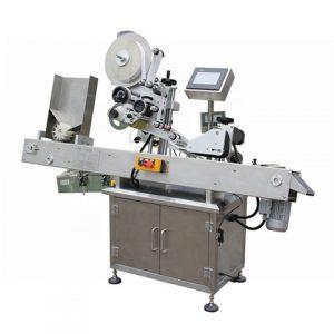 Glass Vial Horizontal Way Labeling Machine Manufacturer Price