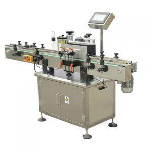 Fix Position Professional Adhesive Sticker Labeling Applicator Machine
