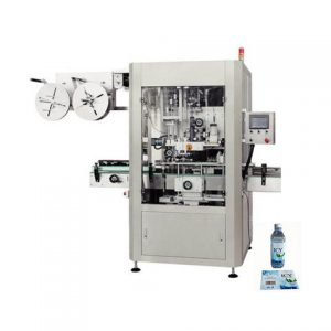 Automatic Top And Side Labeling Machine