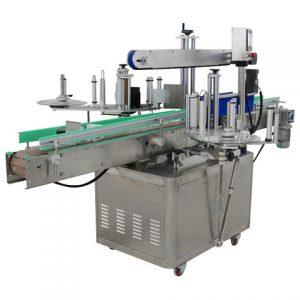 Automatische labelapplicator voor vlakke oppervlakken