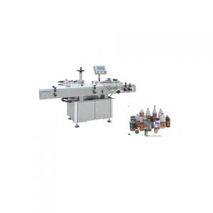 Water Gallon Side Labeling Machine