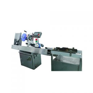 Automatic Stickers Top Labeling Machine