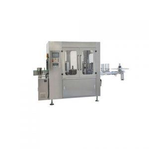 Applicatormachines voor ronde flesetiketten voor wasmiddelpasta