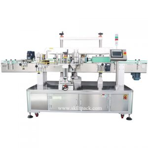 Automatic Self Adhesive Sticker Labeling Machine On Cans