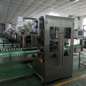 Etiketteringsmachines voor zachte buizen