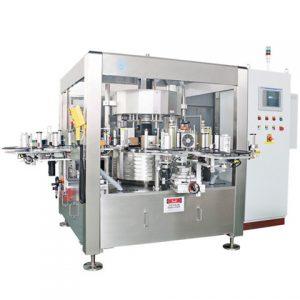 Glass Round Bottle Labeling Machinery