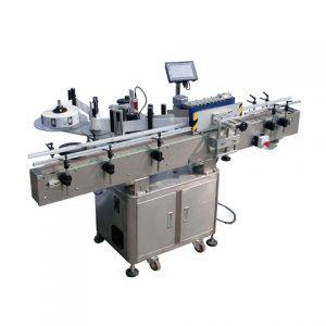 Automatic 10ml Ampoule Bottle Package Top Labeling Machine