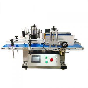 Double Sides Automatic Bottle Labeling Machine