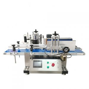 Candle Labeling Machine