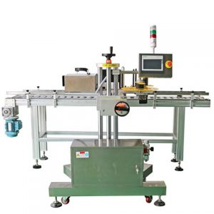 Chemical Industry Labeling Machine
