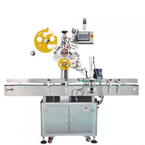 Double Side Cans Labeling Machine
