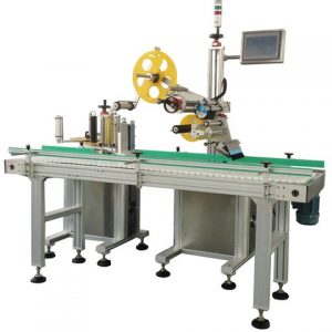 Ampoule Top Surface Labeling Machine