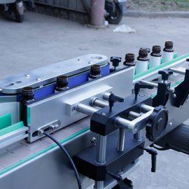 Automatische verticale ronde fles sticker etiketteringsmachine Details