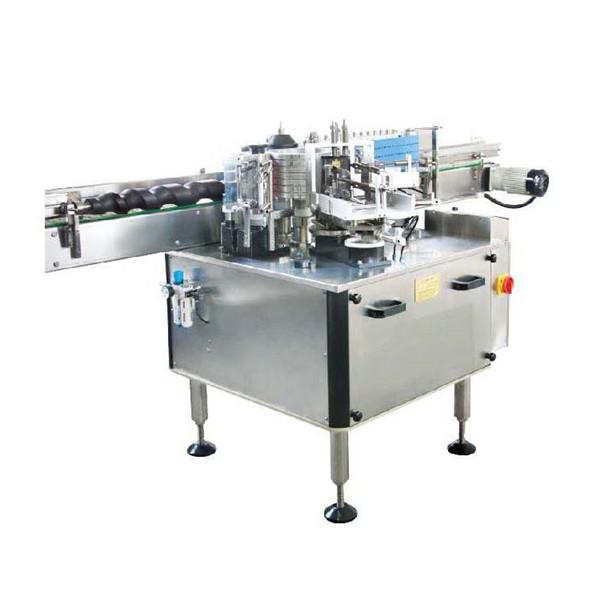Automatische etiketteermachine voor natte lijm